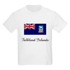 Falkland Islands Flag T-Shirt