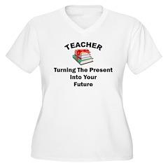 Teachers Present T-Shirt