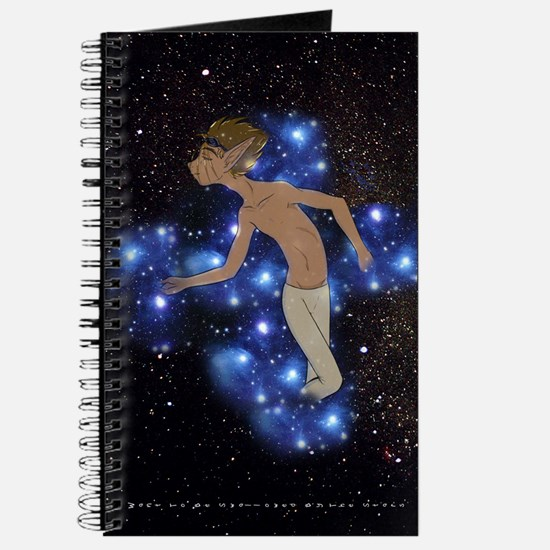 I Want To Be Swallowed By The Stars Journal