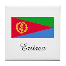 Cute Eritrean culture Tile Coaster