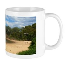 Sunny Pearl Beach, NSW Mug