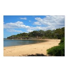 Sunny Pearl Beach, NSW Postcards (Package of 8)