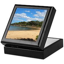 Sunny Pearl Beach, NSW Keepsake Box