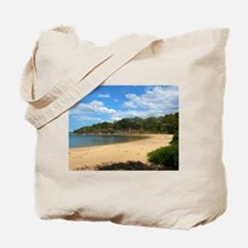 Sunny Pearl Beach, NSW Tote Bag