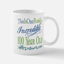Incredible 100th Mug