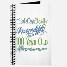 Incredible 100th Journal