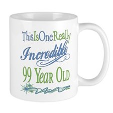 Incredible 99th Small Mug