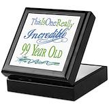 99 year old Keepsake Boxes