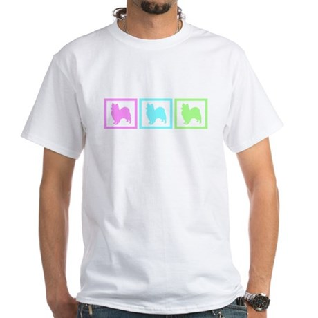 Papillon White T-Shirt