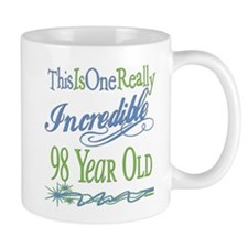 Incredible 98th Small Mug