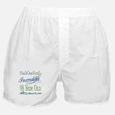 Incredible 98th Boxer Shorts