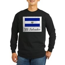 El Salvador Flag T