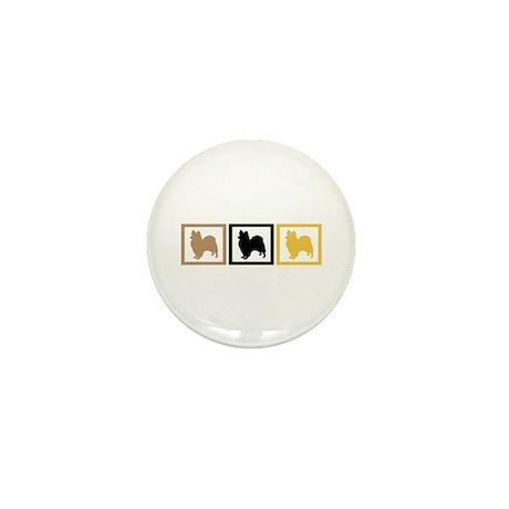 Papillon Mini Button (100 pack)