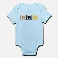 Papillon Infant Bodysuit