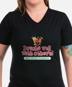 Drinks Well With Others - Shirt