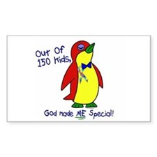 God Made Me Special 1.2 (Autism) Decal
