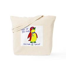 God Made Me Special 1.2 (Autism) Tote Bag