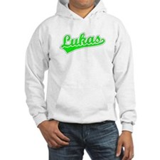 Retro Lukas (Green) Hoodie
