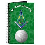 Masonic 160 Page Golf Journal