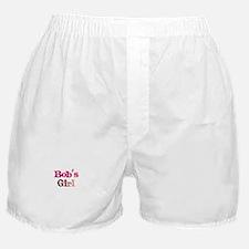 Bob's Girl Boxer Shorts