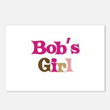 Bob's Girl Postcards (Package of 8)
