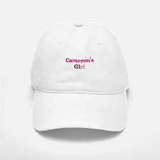 Cameron's Girl Baseball Baseball Cap
