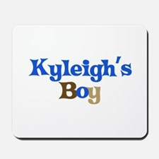 Kyleigh's Boy Mousepad