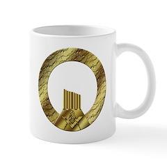 Masonic Widow's Mug