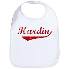 Hardin (red vintage) Bib