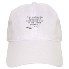 Truth Quote Baseball Cap