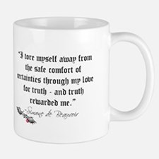 Truth Quote Mug