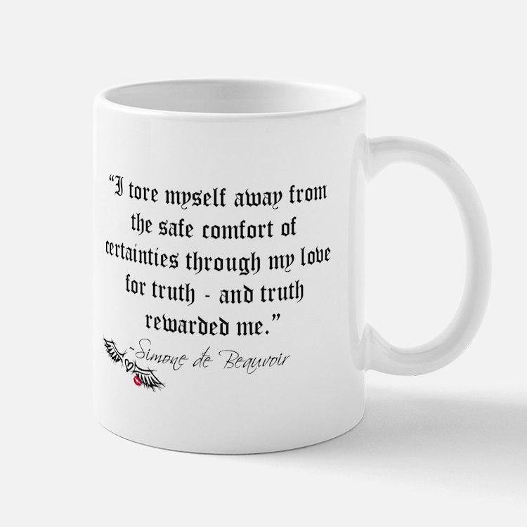 Truth Quote Mug