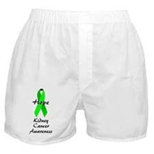 Kidney Cancer Awareness Boxer Shorts