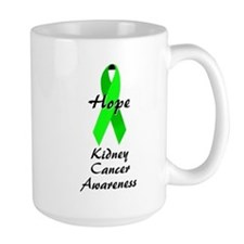 Kidney Cancer Awareness Coffee Mug