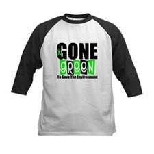 Gone Green Environment Tee