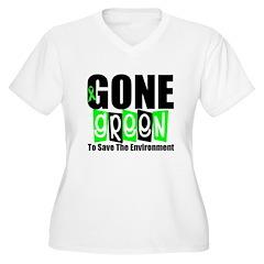 Gone Green Environment T-Shirt