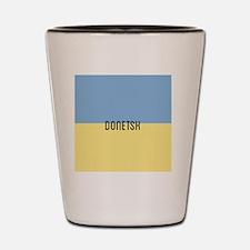 Unique Donetsk Shot Glass