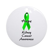 Kidney Cancer Awareness Keepsake (Round)