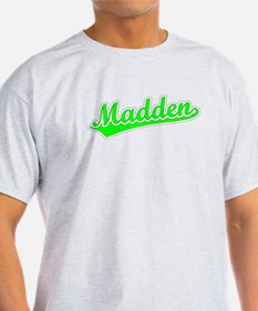 Retro Madden (Green) T-Shirt