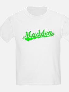 Retro Madden (Green) T-Shirt