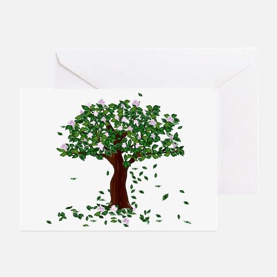Magnolia Greeting Cards (Pk of 20)