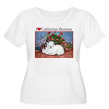 Love Californian Bunnies T-Shirt