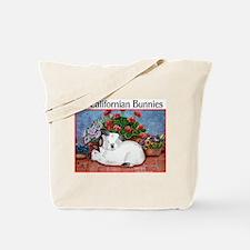 Love Californian Bunnies Tote Bag
