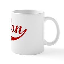 Hanlon (red vintage) Mug