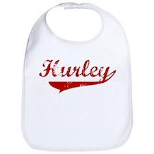 Hurley (red vintage) Bib