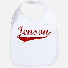 Jenson (red vintage) Bib