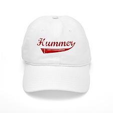 Hummer (red vintage) Baseball Cap