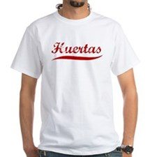 Huertas (red vintage) Shirt