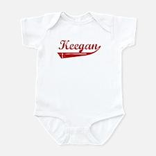 Keegan (red vintage) Infant Bodysuit