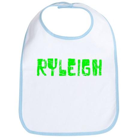 Ryleigh Faded (Green) Bib
